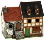 25mm European Buildings