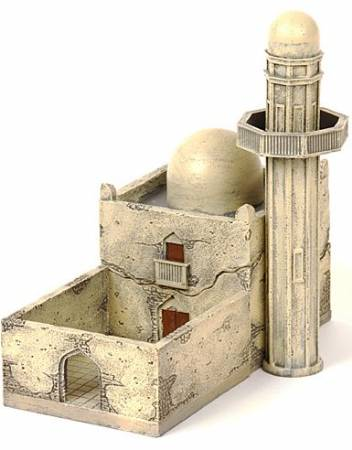 Domed Building Set