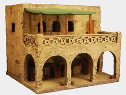 Middle Eastern Merchant House