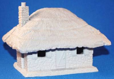 Stone Cottage (unpainted)