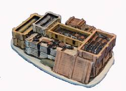 Weapons Cache - Medium