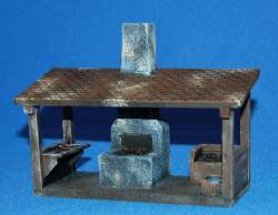 Blacksmith Lean to kit