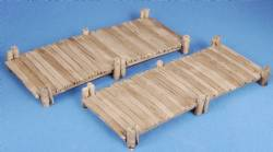 Wooden Jetties Painted (2)
