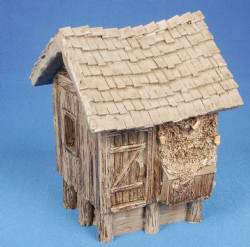 Harbor Town Water Shack (unpainted)