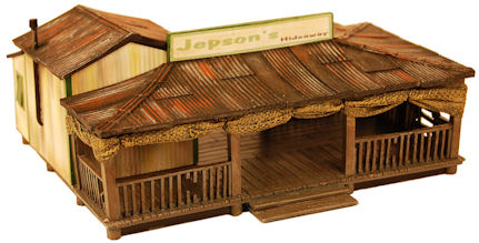 Jepson's Hideaway Jungle Bar