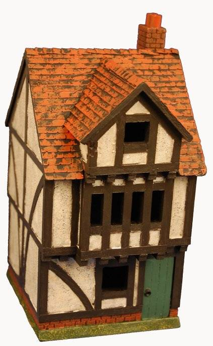 Half timbered Townhouse