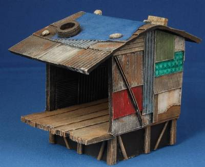Water Front Shanty