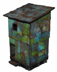 Stacked Shanty PAINTED