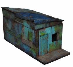 Shotgun Shanty PAINTED